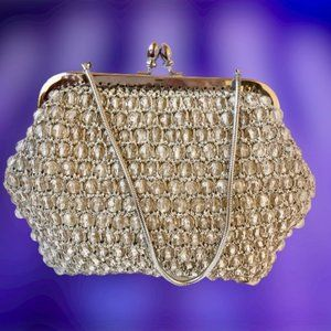 Marcus Brothers Vintage 60's Purse Beaded